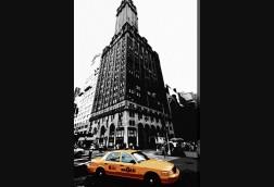 Cab & Corner Building
