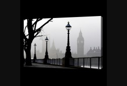 Foggy London