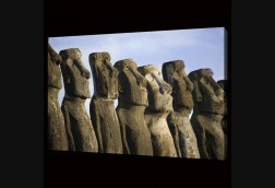 Easter Island Line Up