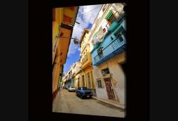 Colorful Havana Street