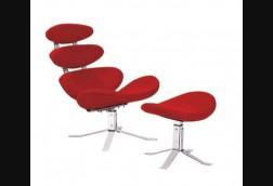 Major Tom Accent Chair & Ottoman